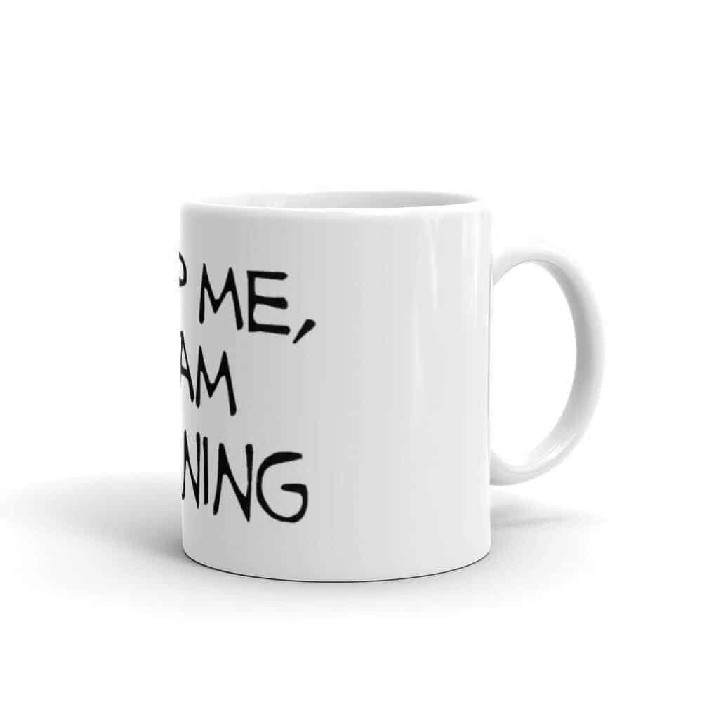 Gurning Hard House Mug
